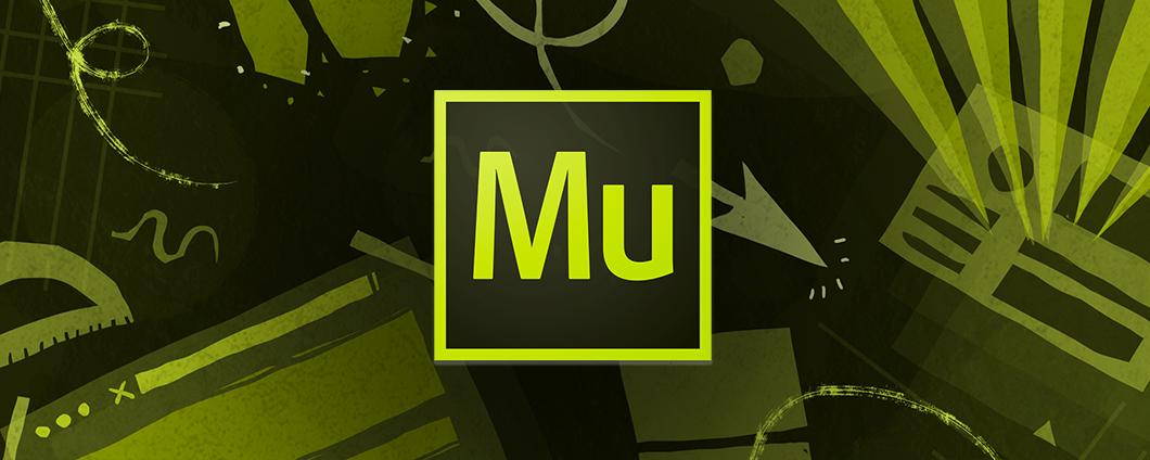 Создание сайта в Adobe Muse